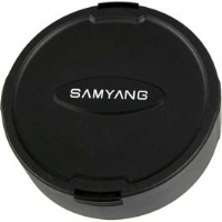Samyang lens cap for 8mm